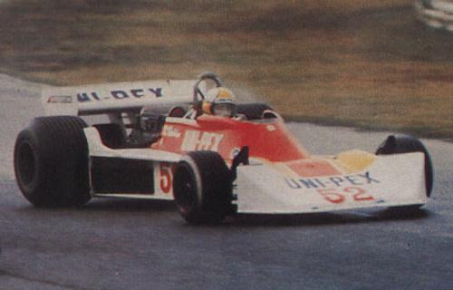 Дебют Bridgestone в Ф-1 на Гран При Японии 1976 года